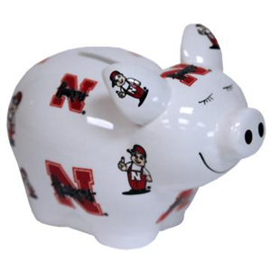 Nebraska Piggy Bank
